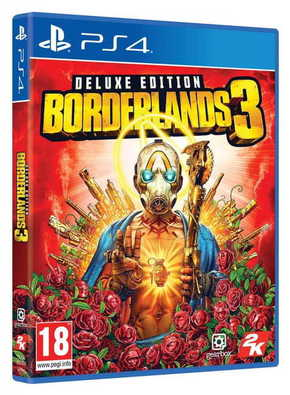 Take 2 igra Borderlands 3 - Deluxe Edition (PS4)