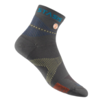 Neuro Socks VOXX STASIS Athletic Mini Crew - Steel - S 35-38