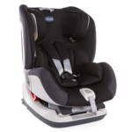 Chicco avtosedeži Seat Up Jet Black 0-25 kg/9-18 kg, črna