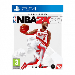 Take 2 NBA 2K21 standard edition igra (PS4)