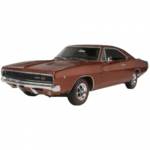 Revell Model Set 1968 Dodge Charger R/T - 1 k.