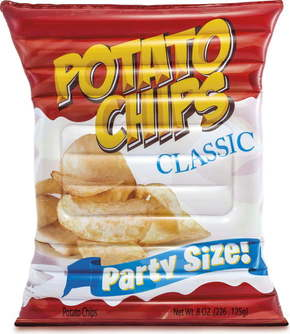 Intex Blazina Potato Chips - 1 k.