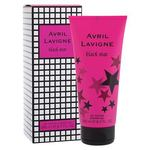 Avril Lavigne Black Star gel za prhanje 200 ml za ženske
