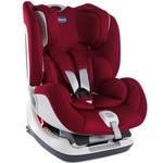 Chicco avtosedeži Seat Up Red Passion 0-25 kg/9-18 kg, rdeča