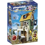 PLAYMOBIL Playmobil Super 4 Camouflage Pirate