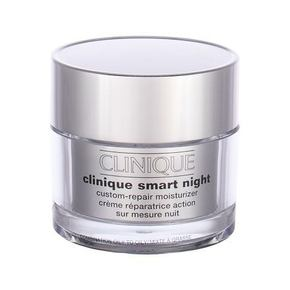 Clinique Clinique Smart Night nočna krema za obraz za mešano kožo 50 ml Tester za ženske