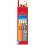 Faber Castell GRIP barvice FC Jumbo Grip 5/1, neon