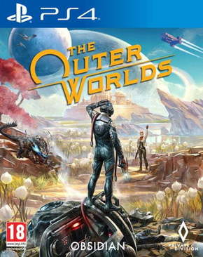 Take 2 The Outer Worlds igra (PS4)